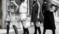 Klädesplagg från 60-tals galleriet