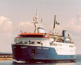 Dana Scarlett – en av Landskronas tura båtar